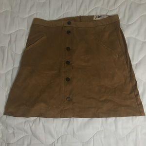 Dresses & Skirts - Tan Skirt